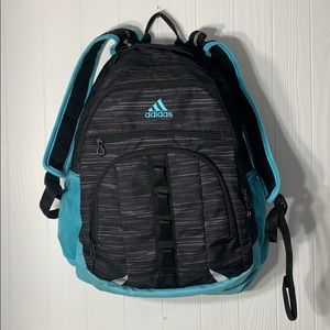 Adidas Prime III Backpack Black/Blue Glow